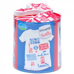 Set Stampo Textile - Ethnic