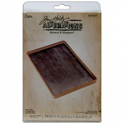"Troquel Bigz - Tim Holtz - L Tray "" Movers & Shapers"""