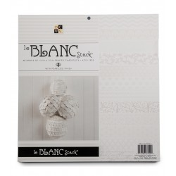 Le Blanc Stack DCWV 12x12
