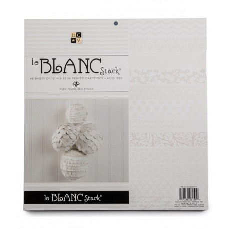 Le Blanc Stack 12x12