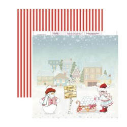 "Dayka SCP-172 ""Dulce Navidad"" - Niña Bolas de Nieve"