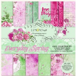 Everyday Spring - Lemon Craft Stack 12x12