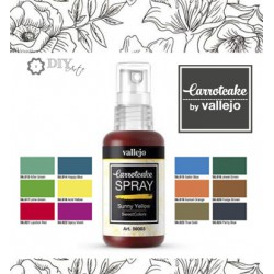 Spray Happy Colors - Carrotcake by Vallejo