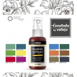 Spray Happy Colors - Carrotcake by Vallejo
