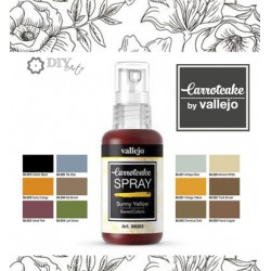 Spray Antique Colors - Carrotcake by Vallejo