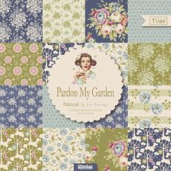 Pardon My Garden - Tilda Stack 12x12