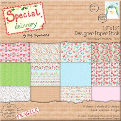 Special Delivery - Trimcraft Kit 12x12