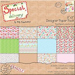 Special Delivery - Trimcraft Kit 8x8