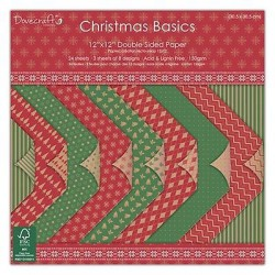 Chritmas Basic - Dovecraft Kit 12x12