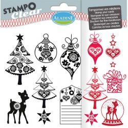 Stampo Clear - Noel Boheme