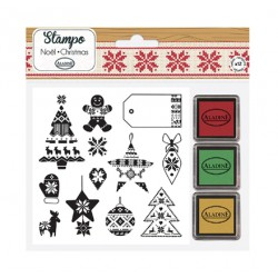 Stampo Noel Christmas - Jacquard