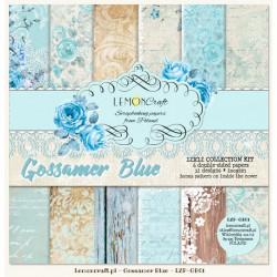 Gossamer Blue - Lemon Craft Stack 12x12