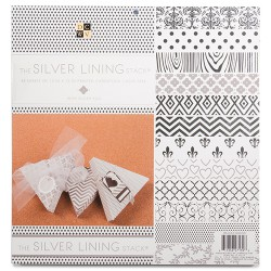 Silver Lining Stack DCWV 12x12