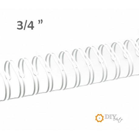 """Wire Blanco 3/4"""" (Ø 19cm)"""