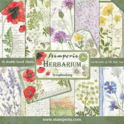 Herbarium - Stampería Stack 12x12