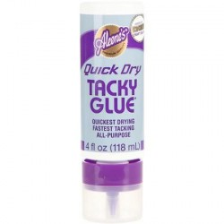 Tacky Glue Quick Dry Always Ready 118 ml