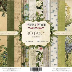 "Botany Summer - Fabrika Decoru Stack 12""x12"""