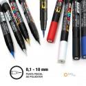 Rotulador Pincel UNI POSCA PCF-350