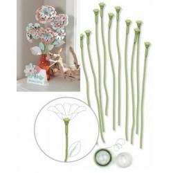 Flower Stem Kit Green
