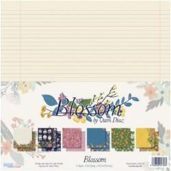 "Blossom by Quim Díaz - Basic Crea Stack 12""x12"""
