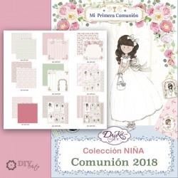 """""""Mi primera comunión niña 2018"""" - Dayka"""