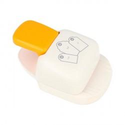 Perforadora Tag Punch 3 en 1 - Troqueladora Artemio