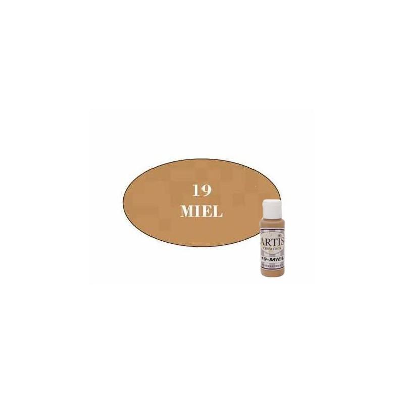 19 Miel - Acrílico Artis 60ml - Dayka
