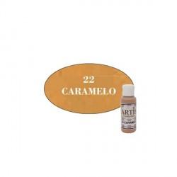22 Caramelo - Acrílico Artis 60ml - Dayka