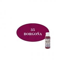 35 Borgoña - Acrílico Artis 60ml - Dayka
