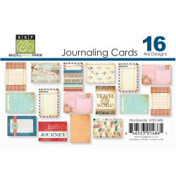 Journaling Cards Vintage Lace 4×6