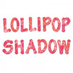 Troquel Bigz Alphabet Lollipop Shadow - Mayúsculas