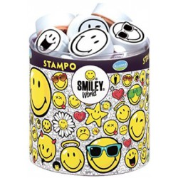 Set Stampo Smiley World