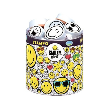 Set Stampo Smiley World