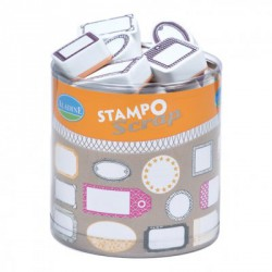 Set Stampo Scrap - Fleches