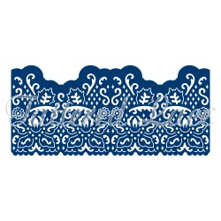 Tattered Lace Dies - Florentine Fancy Edges Set 1