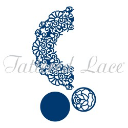 Tattered Lace Dies - Florentine Over the Edge Set 2