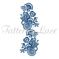 Tattered Lace Dies - Hidden Sweetheart Edge