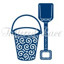 Tattered Lace Dies - Bucket & Spade
