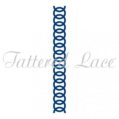 Tattered Lace Dies - Kedleston Border