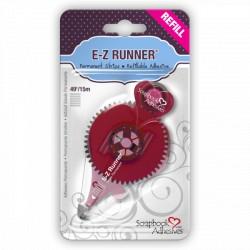 Recarga E-Z Runner Strips Permanente