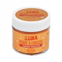 Mango Glitter - Polvos Aladine Embosser