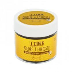 Gold Extrafine- Polvos Aladine Embosser