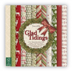Glad Tidings - Dovecraft Kit 6x6