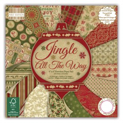 Jingle All The Way - First Edition Kit 6x6