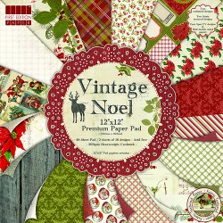 Vintage Noel - First Edition Kit 6x6