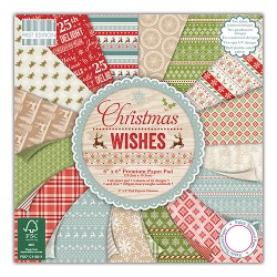 Christmas Wishes - First Edition Kit 6x6