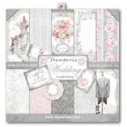 Wedding - Stampería Stack 12x12