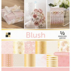 Blush Stack DCWV 12x12