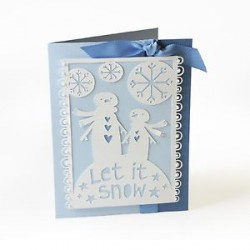 Sizzix Thinlits - Let it Snow