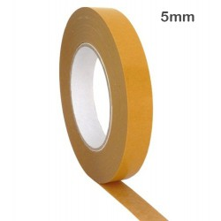 Cinta adhesiva de doble cara 5mm - 50m